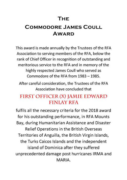 Coull Award 2018 reduced